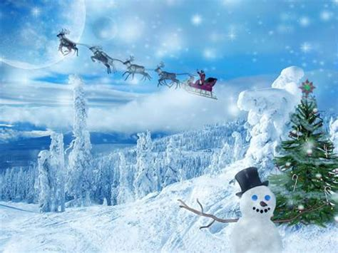 download christmas desktop theme walpaper desktop themes