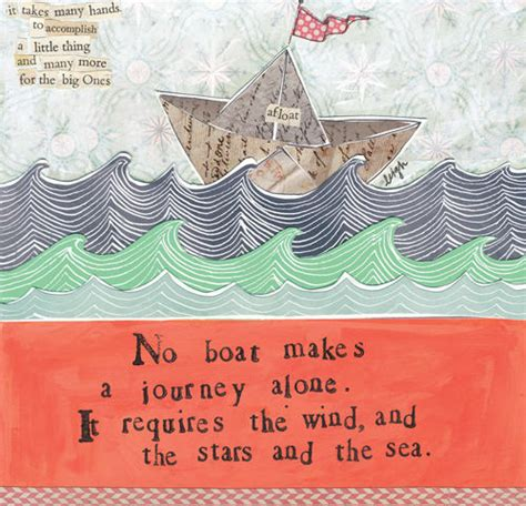 get in the boat a journey to relevance books buy really important things greetings card curly