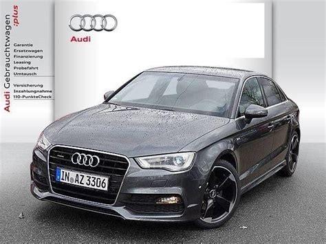 Gebraucht Audi A3 by Audi A3 Limousine Gebraucht Finanzieren Wroc Awski