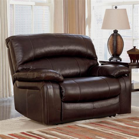 ashley furniture oversized recliner ashley damacio power oversized recliner chairs