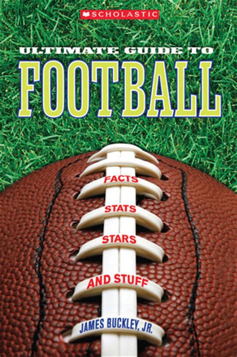 athletics and football classic reprint books scholastic ultimate guide to football by buckley jr
