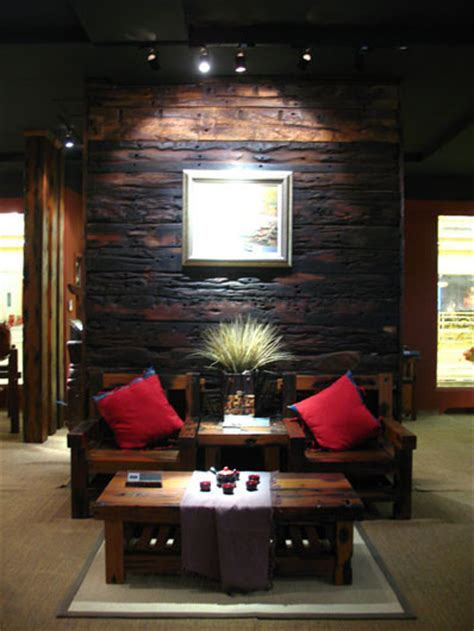 Wooden Room Dividers Reclaimed Wood Wall Tiles