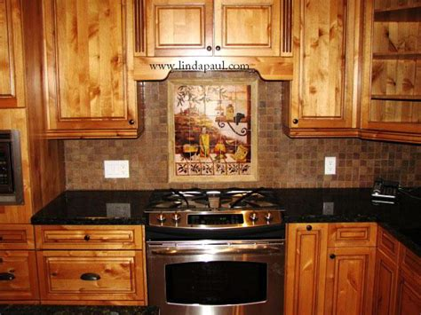 kitchen tile backsplash tuscan design for your italian