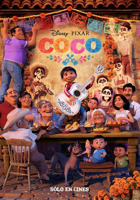 coco new movie coco new movie poster for disney pixar s upcoming