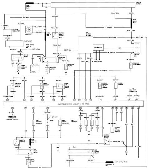 Wrg 3991 86 Svo Mustang Wiring Diagram