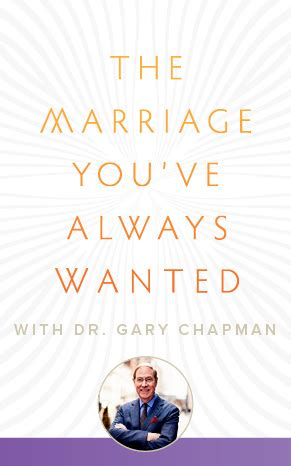 Buku The Marriage You Ve Always Wanted the marriage you ve always wanted dr gary chapman