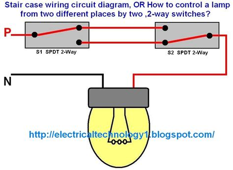 one way wiring diagram wiring diagram and schematic