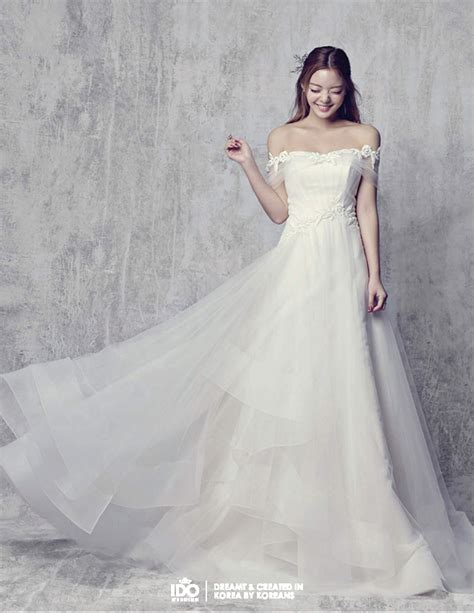 Wedding Dress Korean by Gallery Wedding Gown Korean Wedding Photo Ido Wedding