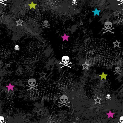 animated  gif animated gif background websites blogs flashing skulls  stars dark night