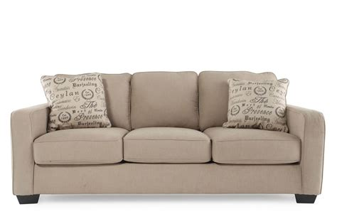 mathis brothers sofa ashley alenya quartz sofa mathis brothers furniture