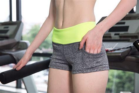 Celana Pendek Olahraga Wanita Sport Fitness Running Shorts celana pendek olahraga wanita sport fitness running shorts size l green jakartanotebook