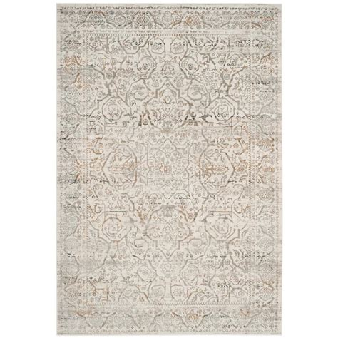 9 ft rugs safavieh princeton beige gray 9 ft x 12 ft area rug prn714a 9 the home depot