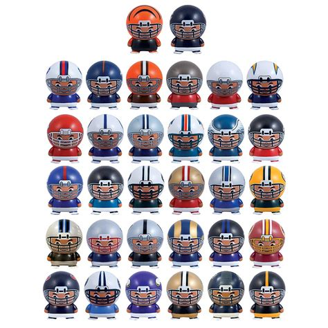 soccer play novelty toys and nfl football player buildables