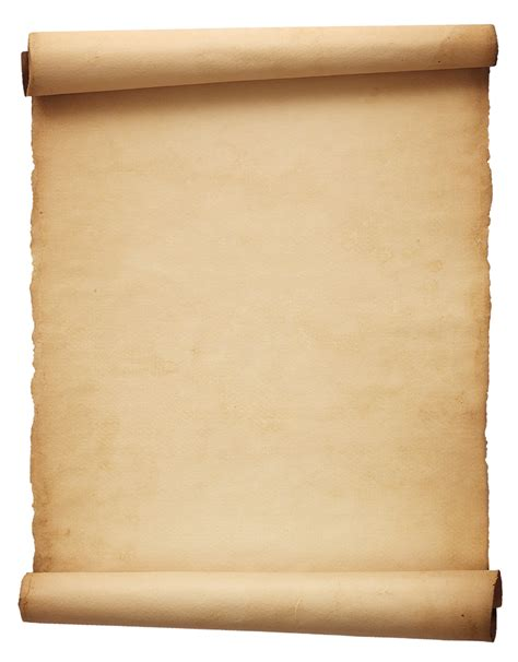 Paper For - roll paper png rolled paper background