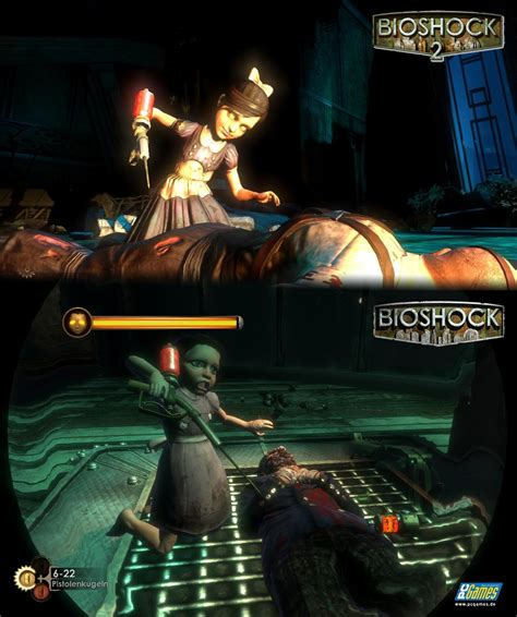 7 Tips On Bioshock 2 by Evolu 231 227 O Gr 225 Fica Bioshock 1 Vs Bioshock 2 Mass Effect