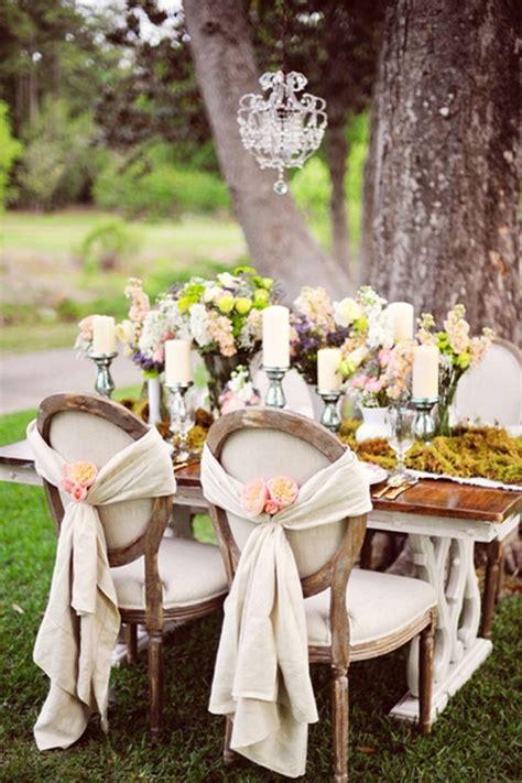 beautiful rustic wedding decorations