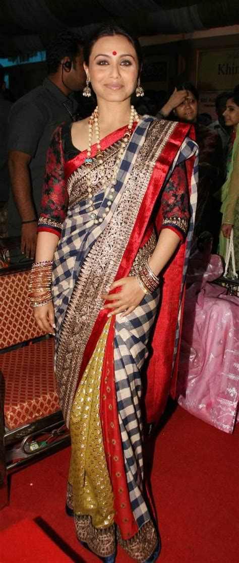 Wedding Album Designing In Kolkata by Sabyasachi Sarees Collection With Chic Blouse And Pallu