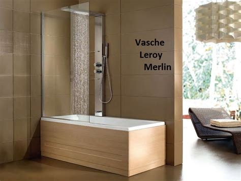 vasche idromassaggio leroy merlin sovrapposizione vasca con vasca leroy merlin cania