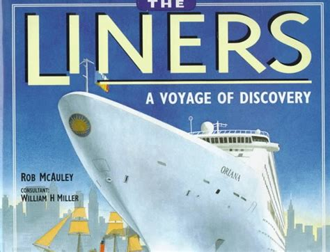 nature a voyage of discovery books the liners a voyage of discovery