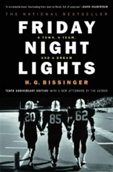 Friday Lights Review by Book Review Friday Lights Back Room Banter