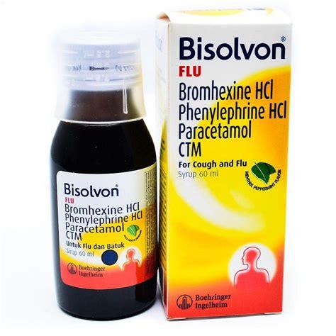 Well Syrup Flu Pilek Untuk Meringankan Gejala Flu 7 jenis obat panas dingin dan batuk yang bisa didapatkan