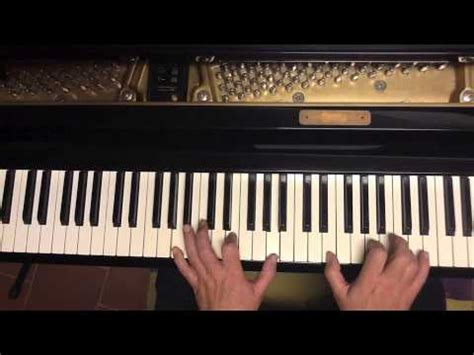 tutorial piano ne me quitte pas tutorial piano y voz ne me quitte pas jacques brel youtube