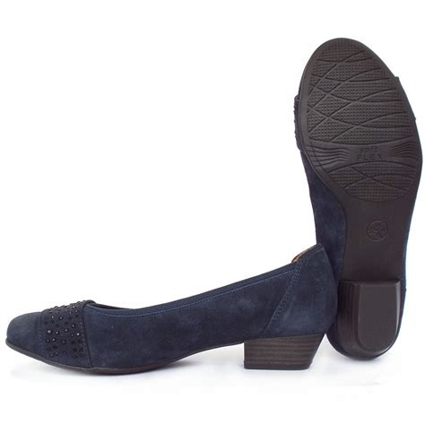 wide fit shoes stamford navy suede s smart casual wide fit