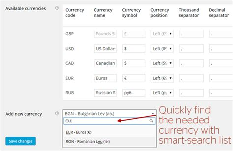 currency converter woocommerce woocommerce all in one currency converter wordpress plugin