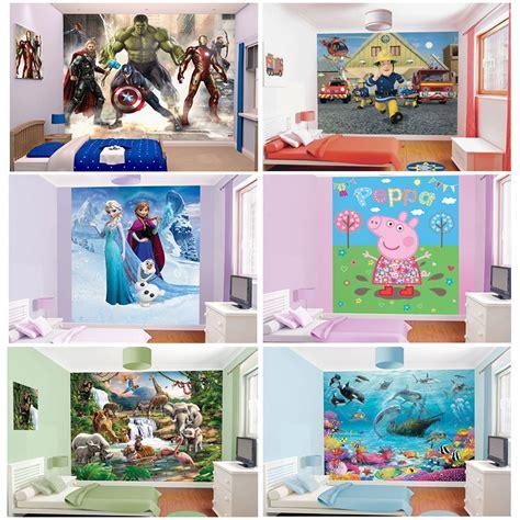 walltastic wall murals walltastic wallpaper wall murals bedroom peppa more ebay