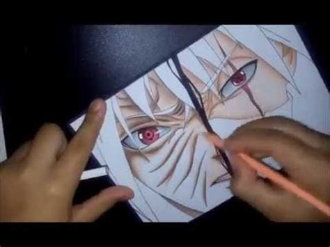 tutorial menggambar obito how to draw tobi from naruto shippuuden doovi