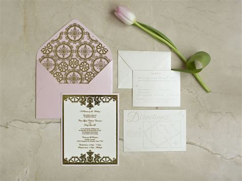 Wedding Invitations And Stationery by 11 Steps To Customizing Your Wedding Invitations And
