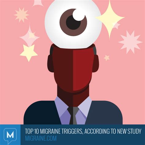 pattern glare and migraine migraine triggers according to a new study