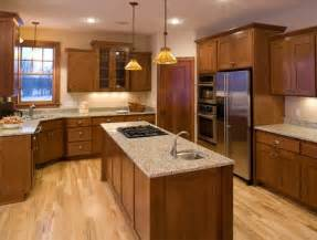 Oak Cabinets Kitchen by Best Paint Colours For Dark Oak Kitchen Cabinets Ia