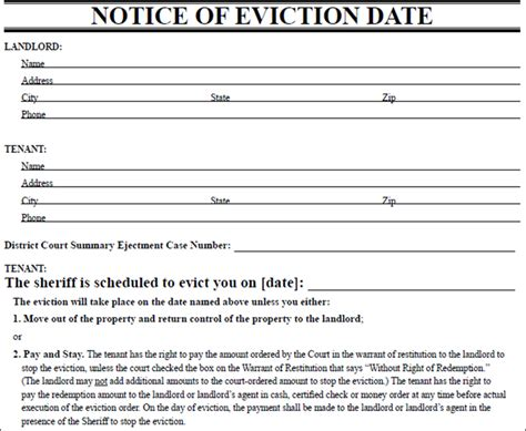 free eviction notice template 28 lease termination letter template free word pdf