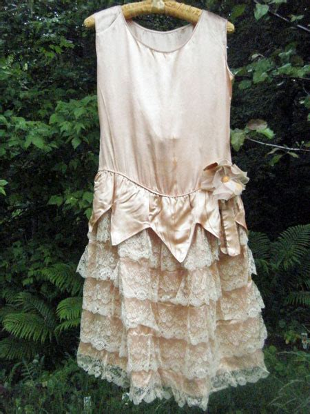 vintage find 1920s jazz era dress debutante clothing