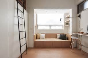 2 super tiny home designs under 30 square meters includes apartment with a retractable interior wall