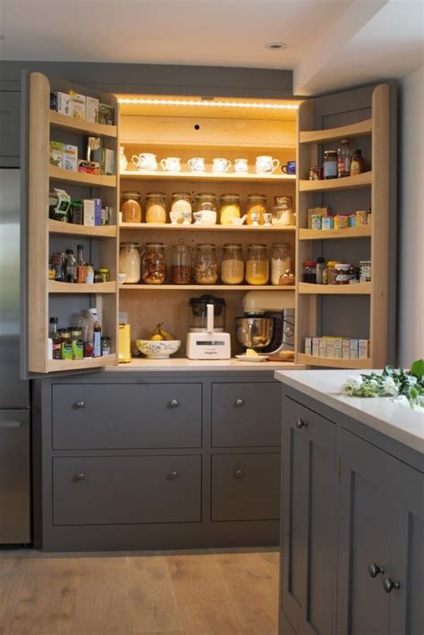 beautiful and functional storage with kitchen open 25 best larder cupboard ideas on pinterest kitchen