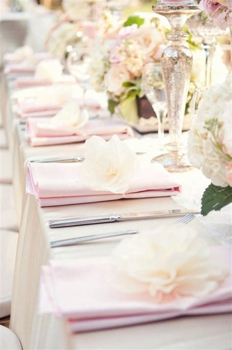 Table setting without plates for buffet   Wedding day June