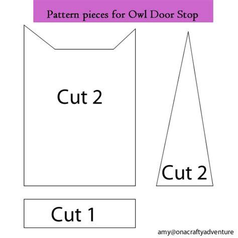 free printable owl doorstop pattern free doorstop patterns westie applique pattern by penny