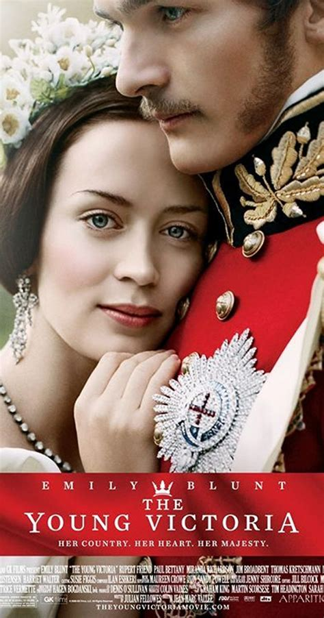 film the young queen victoria the young victoria 2009 imdb