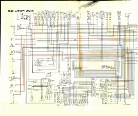 datsun ignition wiring diagram e30 wiring diagram speaker