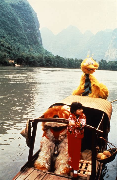 Bid In Big Bird In China Muppet Wiki Fandom Powered By Wikia