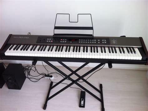 Keyboard Roland Rd 170 roland rd 170 image 815817 audiofanzine