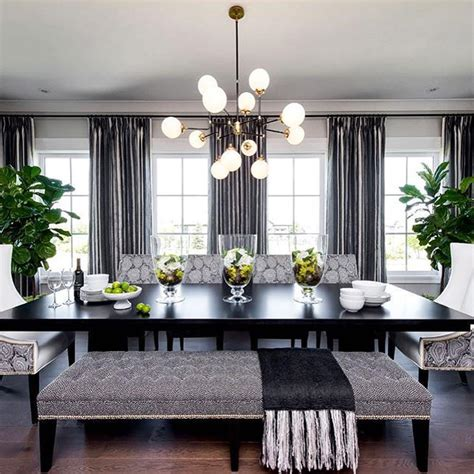 modern dining room contemporary dining rooms best 10 contemporary dining