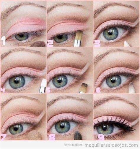 imagenes de ojos con flores tonos rosas archivos maquillarse los ojos