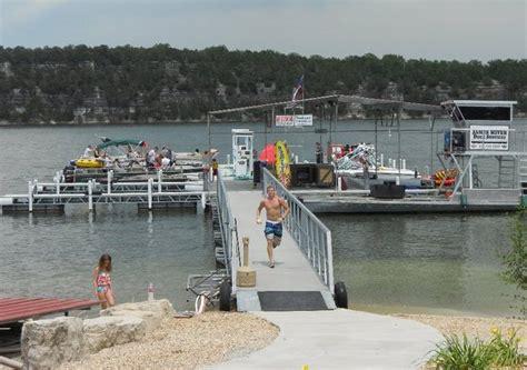 table rock lake rope swing hideaway marina branson ticket travel