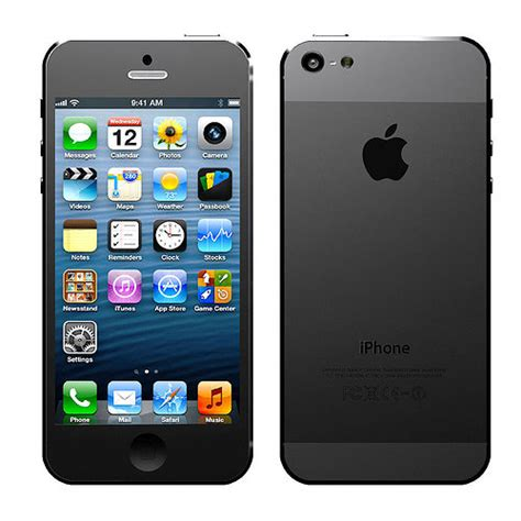 iphone 5 3d aple cgtrader