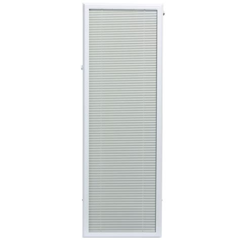 front door window inserts home depot aluminum mini blinds 20 inch x 64 inch bwm206401 canada