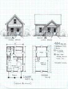 Small Log Cabin Blueprints by Free Small Cabin Plans That Will Knock Your Socks