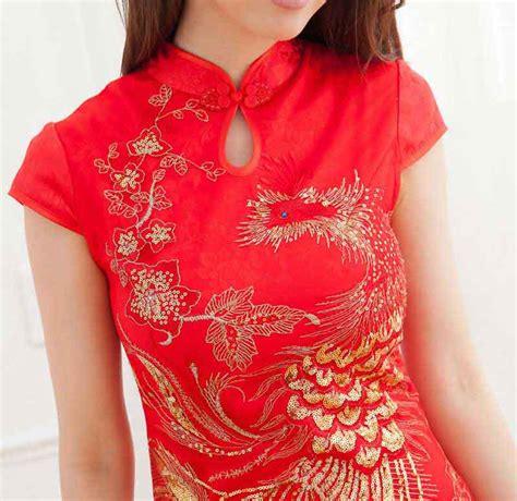 Baju Qipao Modern baju cheongsam mangga dua 2014 model terbaru jual murah import kerja
